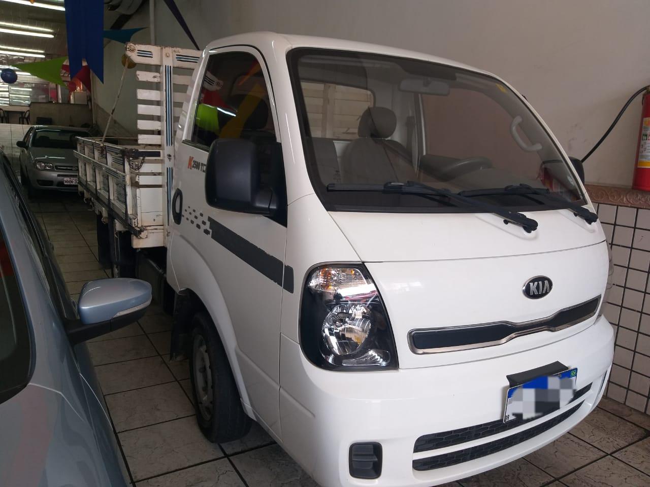 Kia bongo carroceria 2015