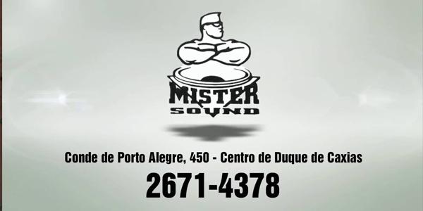 Mister Sound – Acessórios, Alarmes, Insulfilm