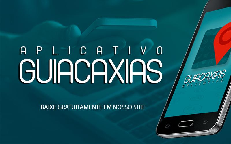 Anúncio Aplicativo Guia Caxias