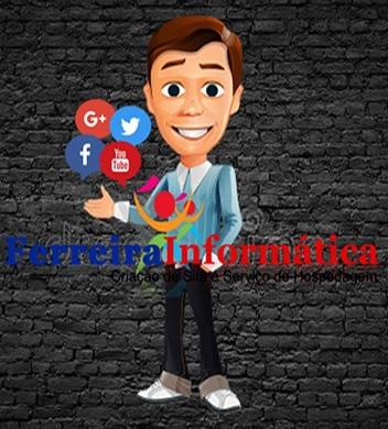 Ferreira Informática Web   Criação de Sites Institucionais e Loja Virtual