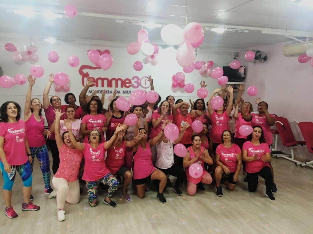FEMME 30 – Academia da Mulher