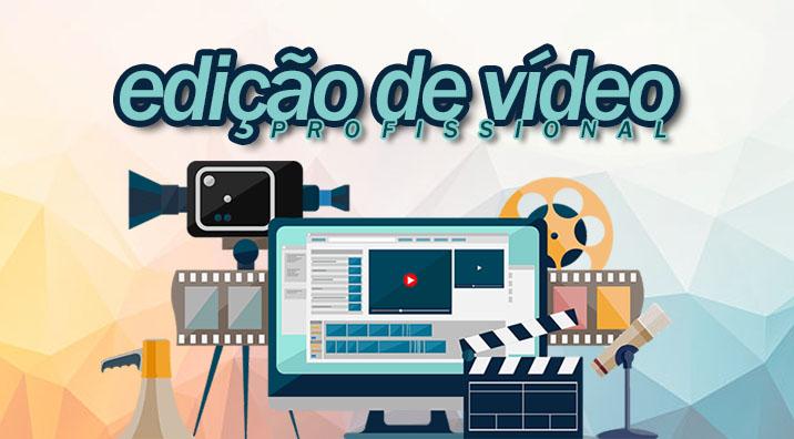 Edição de vídeo profissional