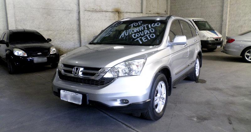 Honda CR-V 4Wd – 2010 – 16V