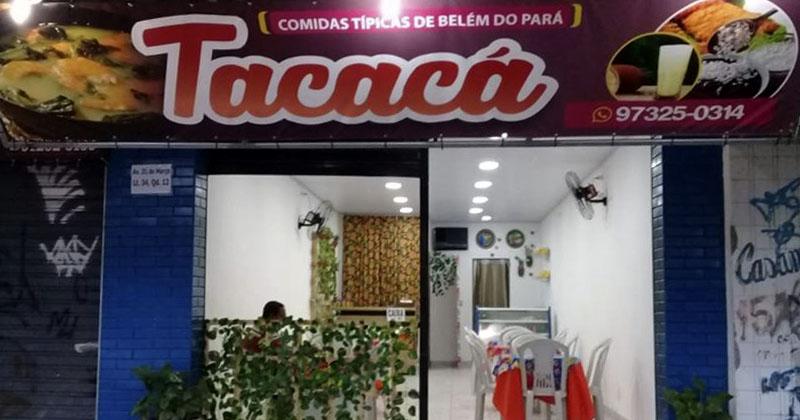 Restaurante Tacacá – Comida Paraense