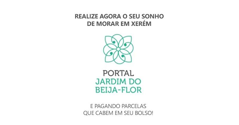 PORTAL JARDIM BEIJA-FLOR