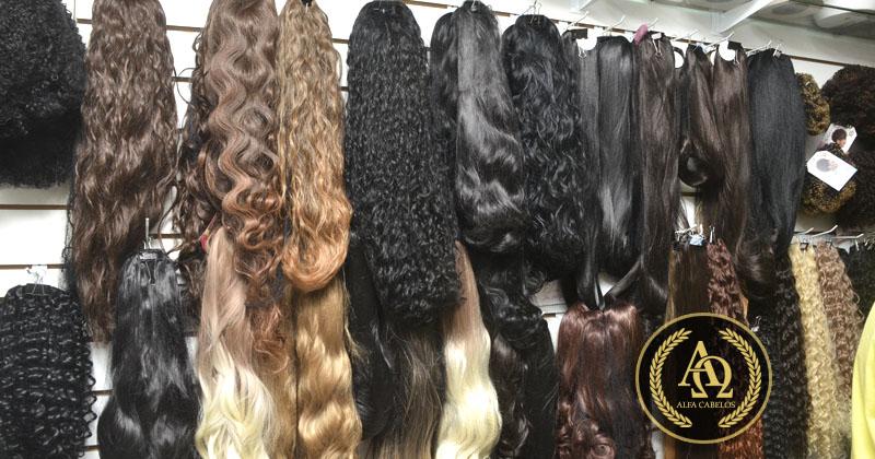 ALFA CABELOS – Todos os tipos de cabelos