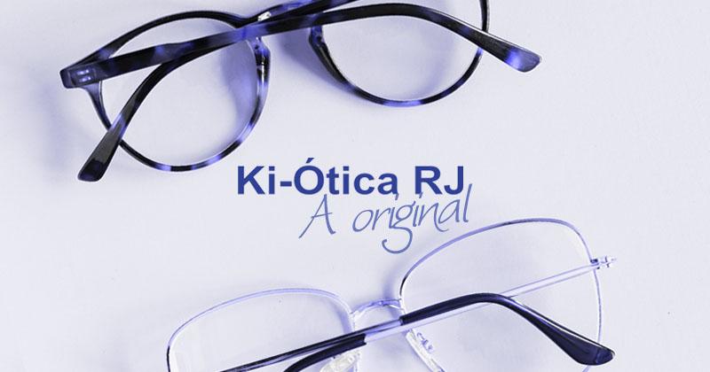 Óculos, armações e lentes – Ki-Ótica